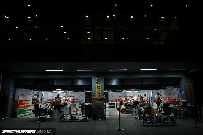 Motor Racing - Formula One World Championship - Indian Grand Prix - Practice Day - New Delhi, India