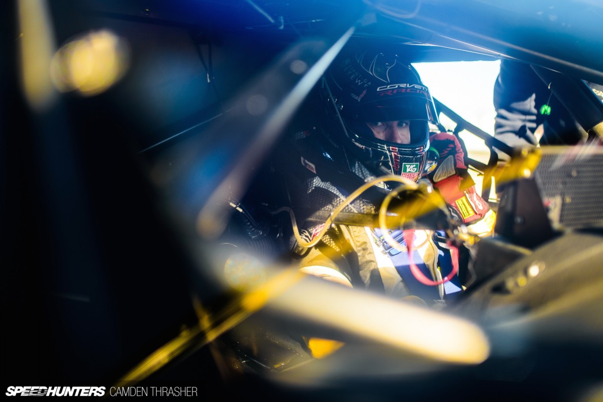 A Tame Race Driver Answers YourQuestions