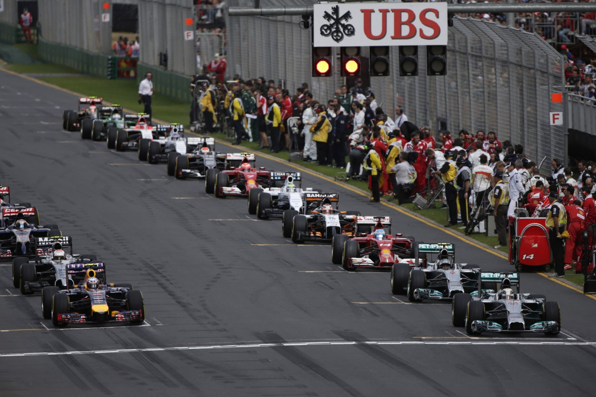 Let's Talk About Last Weekend's Crazy F1 Race