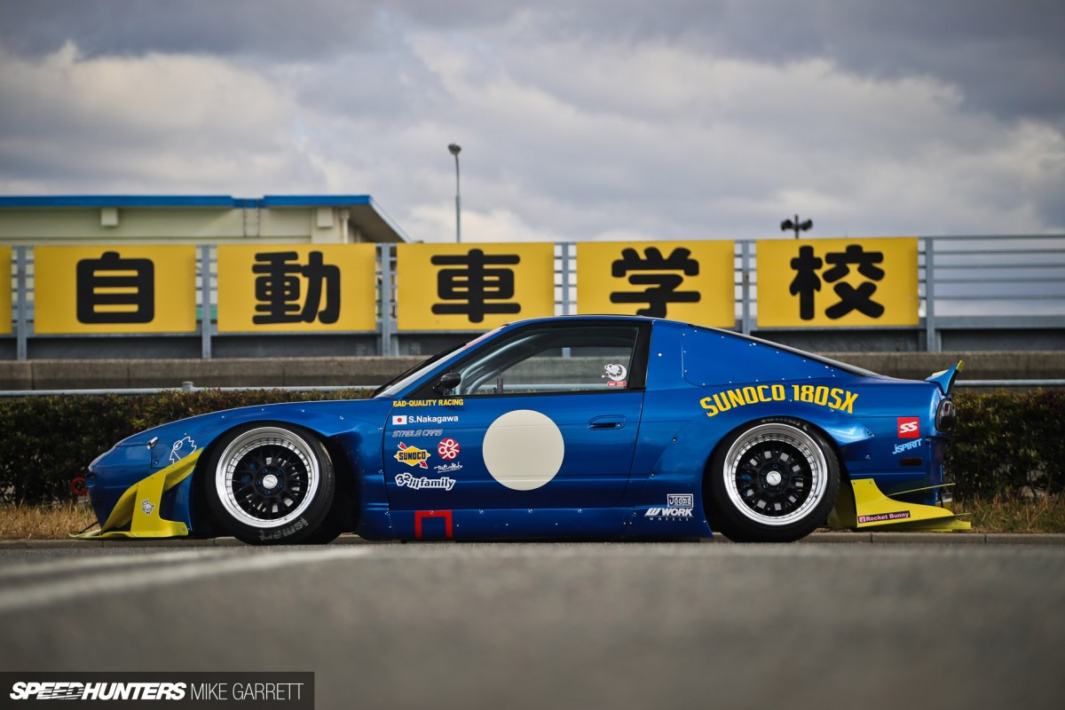 Hiroshima Hero: Meet Japan's Wildest S13