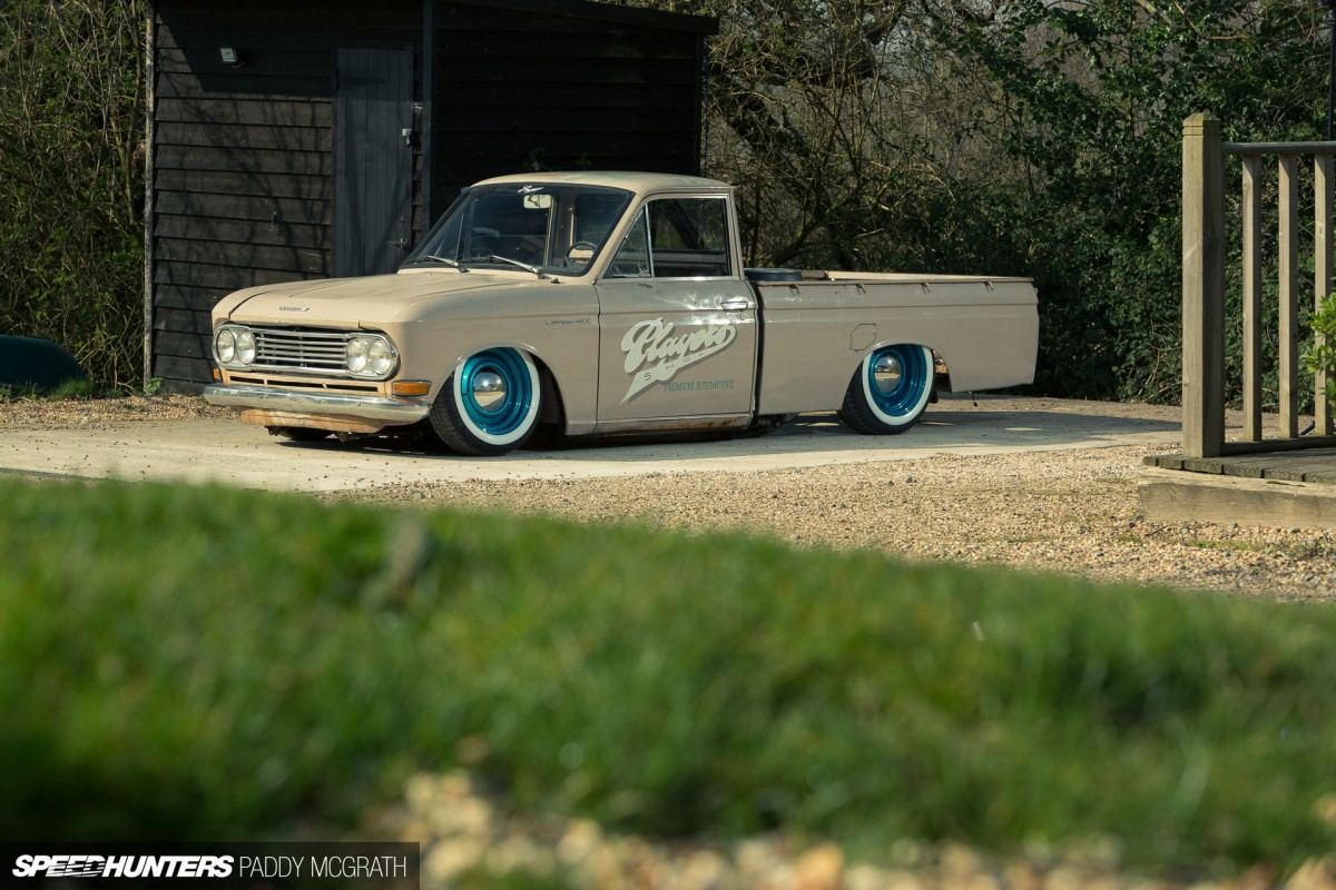 Low And Slow A Datsun 520 Pickup