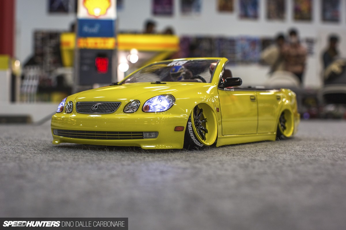 Masters Of Detail. RC Drifting On Another Level - Speedhunters