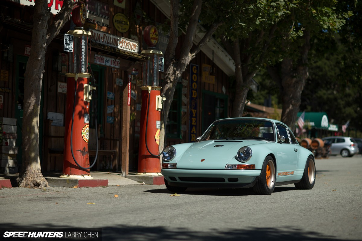 The Perfect 911: Singer Does It Again