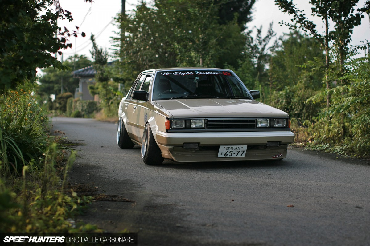 Enhancing The Eighties: N-Style's Toyota Carina