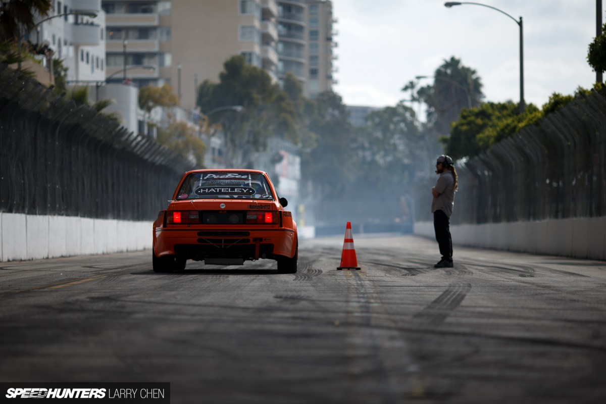 Formula Drift Long Beach: The Streets Of Desire