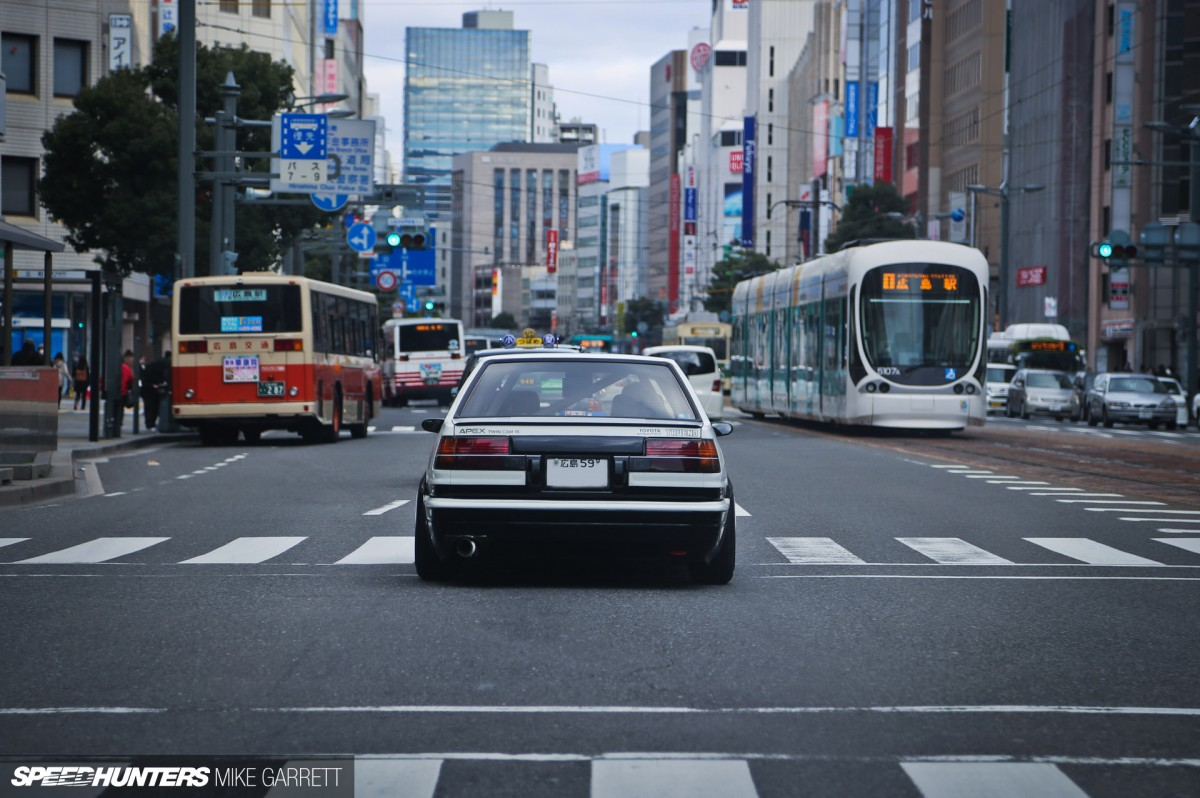 An AE86 Is For Life