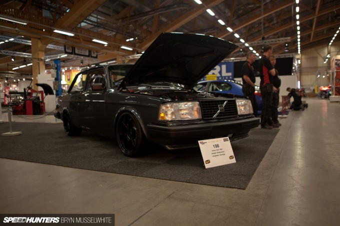 Opening day at Elmia Show Sweden (8 of 15)