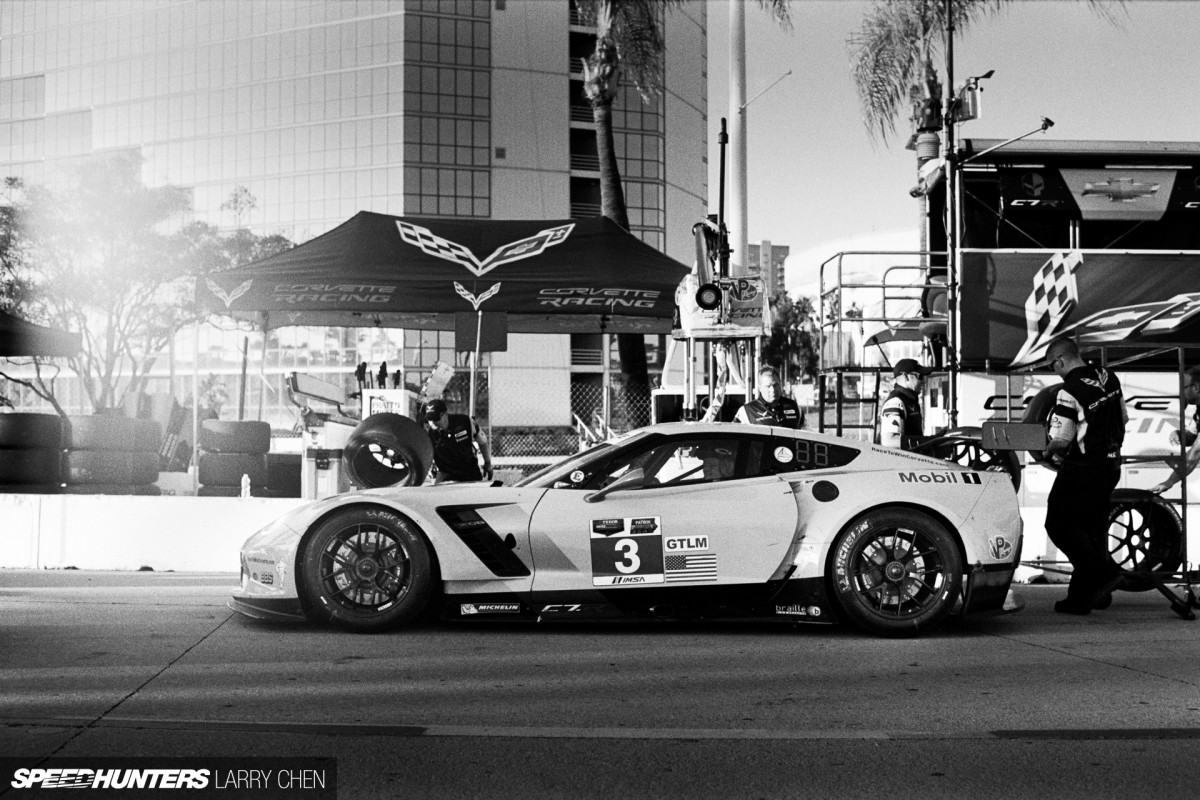 Motorsports Photography: The Way It Was