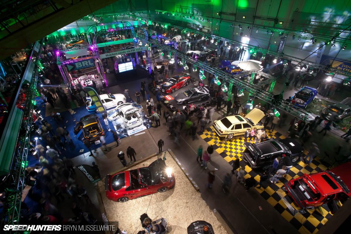 The Craziest Car Show InEurope