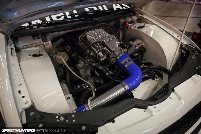 Engine Swaps of Elmia Bilsport 2014-17