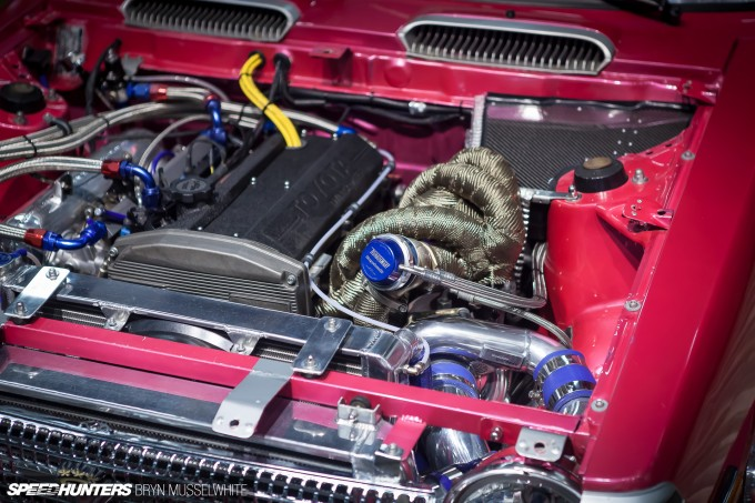 Engine Swaps of Elmia Bilsport 2014-32