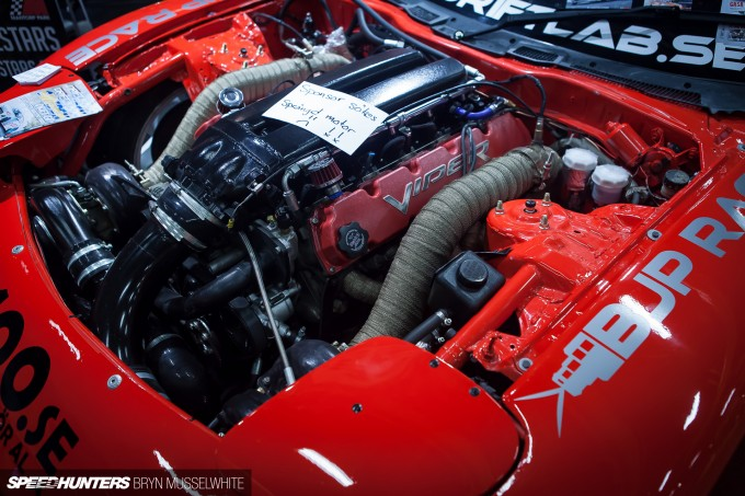 Engine Swaps of Elmia Bilsport 2014-41
