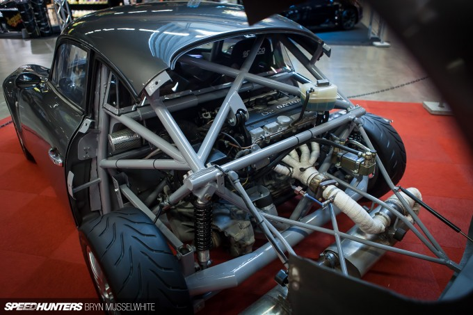 Engine Swaps of Elmia Bilsport 2014-44