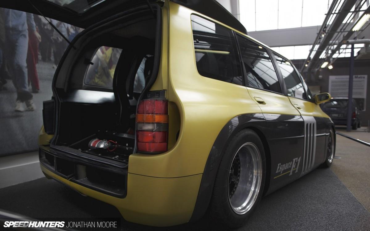 F1-Powered Minivan:<br /> Still The Best ThingEver