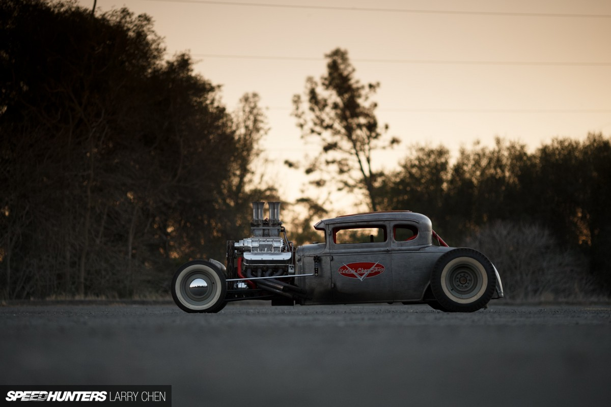Blown 'N Low: Hot Rodding 101