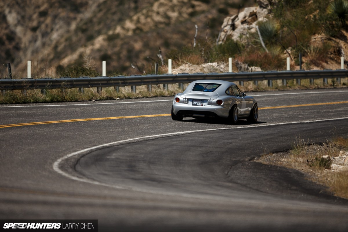 Carve The Canyons, Stir The Soul: <br />The Perfect&nbsp;Miata
