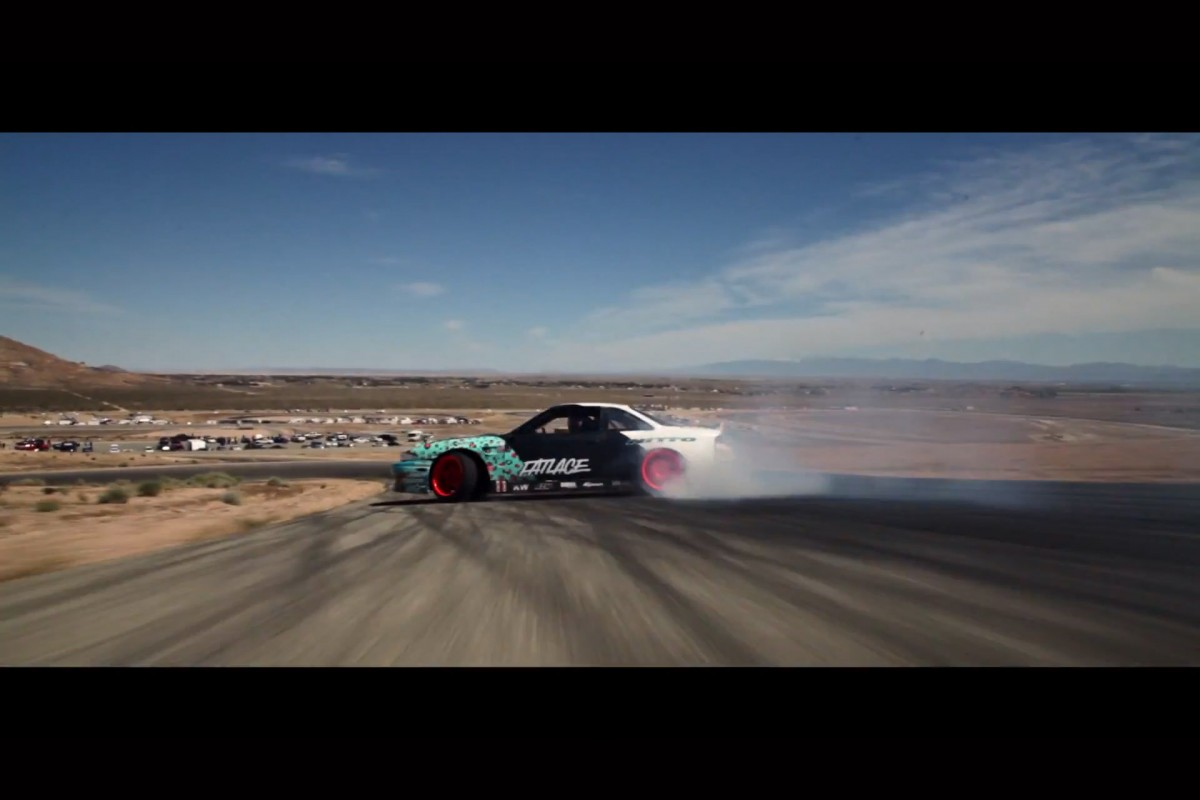The Drifting Surfer: <br />Matt Powers Does A 360