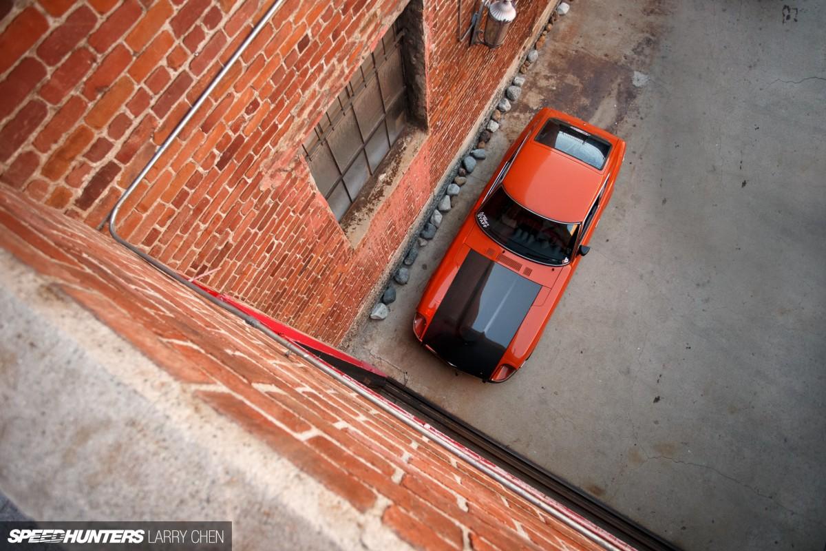 Ole Orange Bang: Ripping It A NewOne