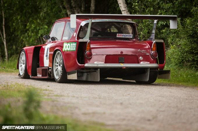 Kjell Volvo Anglia Touring Car Sweden-20