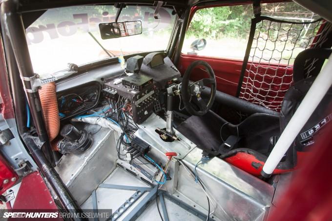 Kjell Volvo Anglia Touring Car Sweden-7