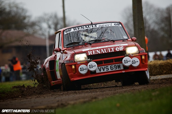 Race Retro historic motorsport show at Stoneleigh Park, February 22-24 2013