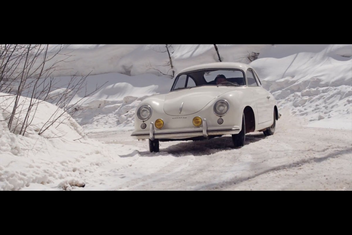 The Porsche From The Winter Of'53