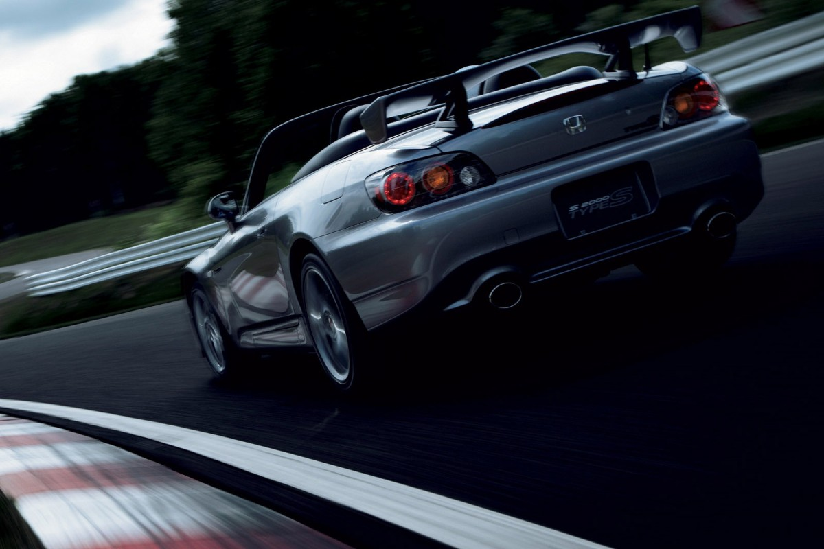 Return Of The S2000? With AWD &Boost?