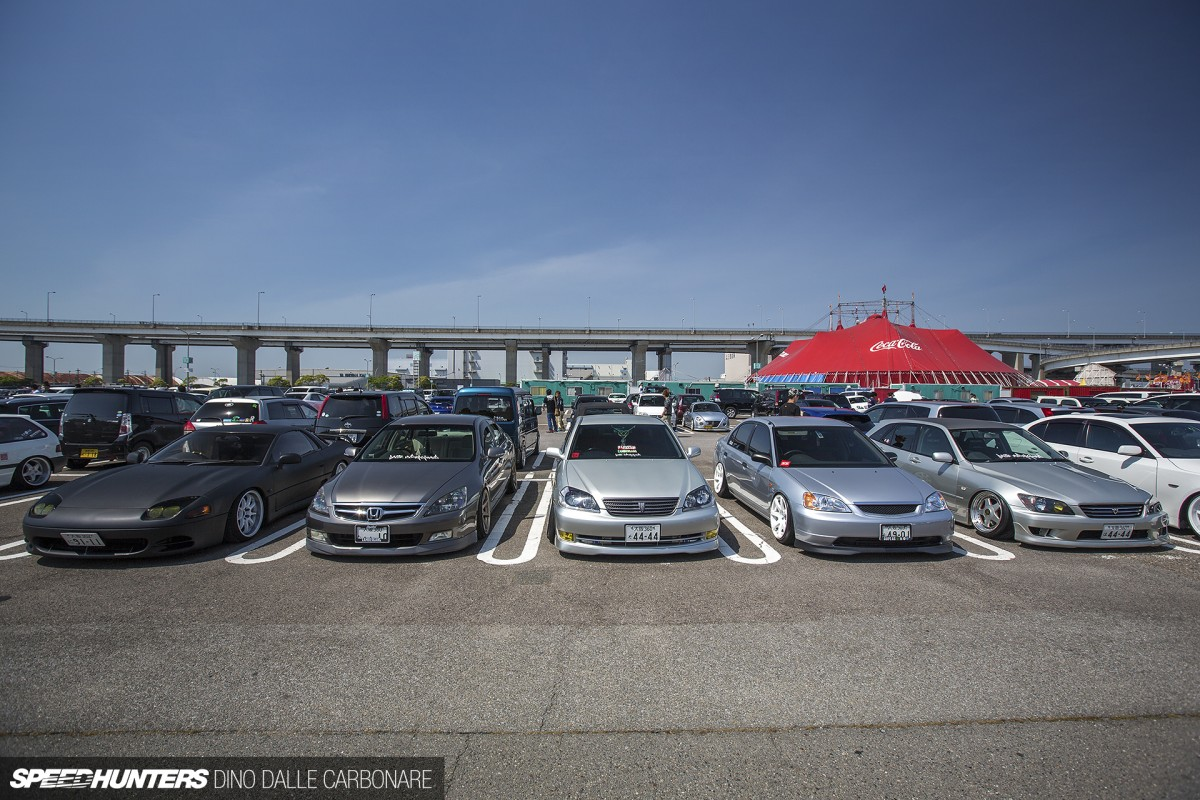 This Isn't Your Average Car Park