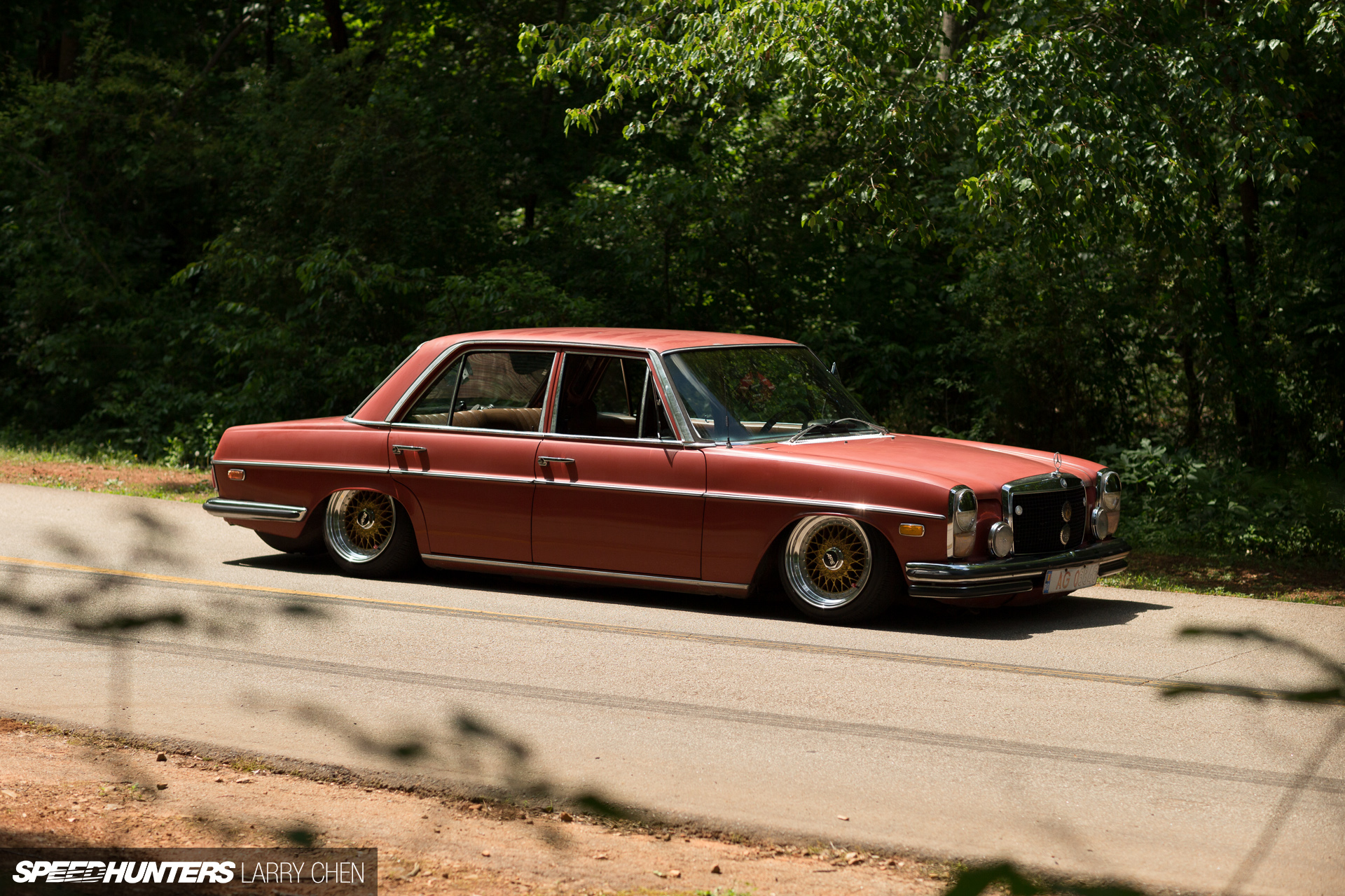 What Were You Thinking A Vintage Benz Adventure Speedhunters