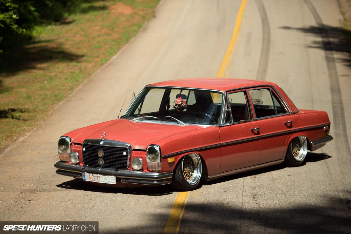 Mercedes Work Van >> What Were You Thinking? A Vintage Benz Adventure ...