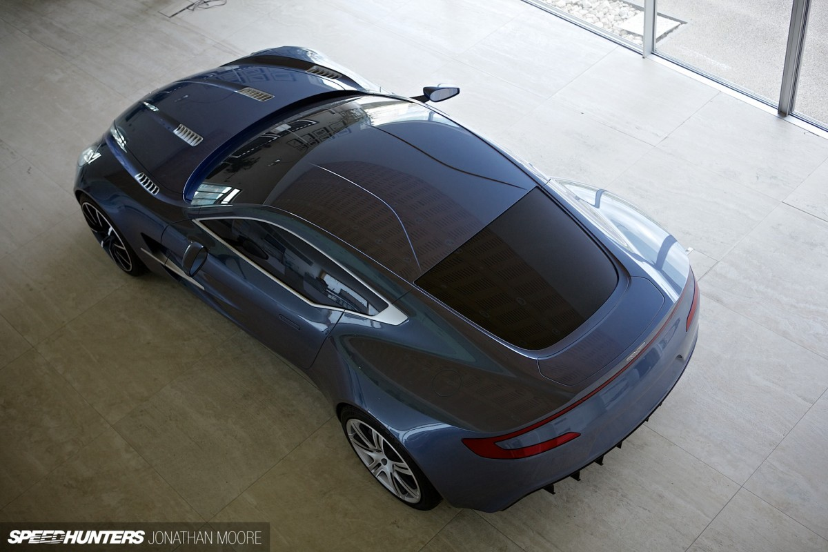 You Ask, Aston Martin Answer: <br/>Marek Reichman On Your Questions