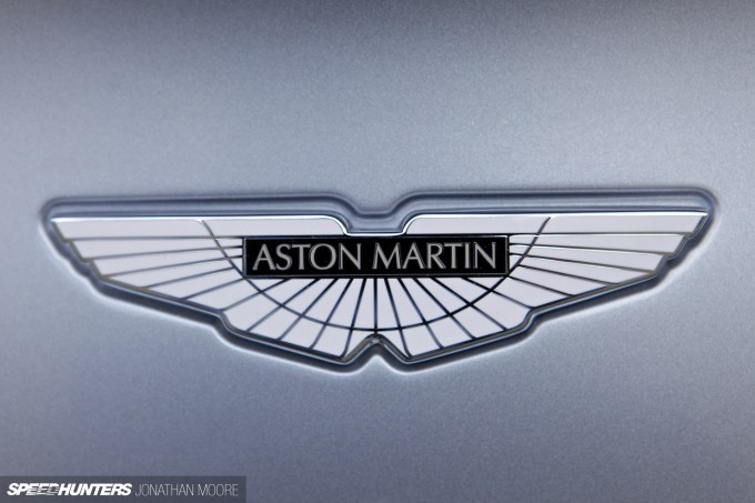 Aston Martin's headquarters in Warwick,