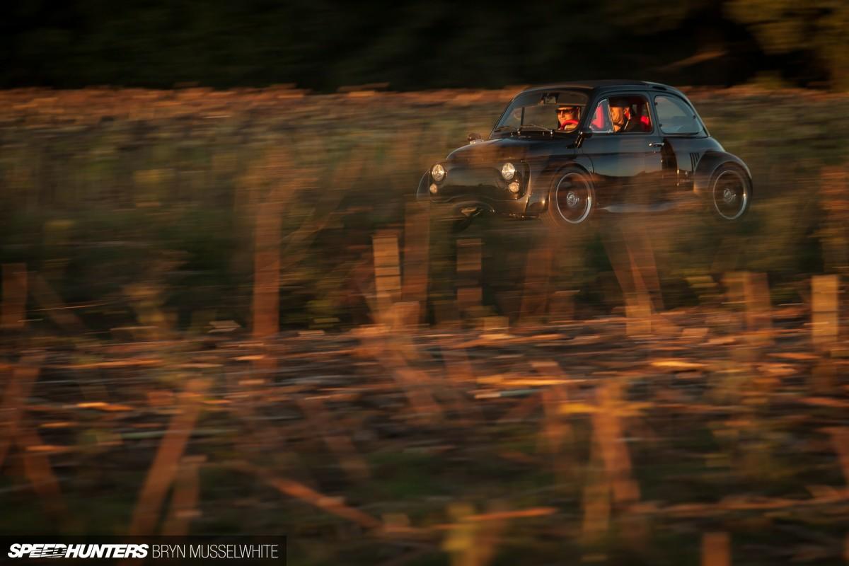 Back Seats? We Prefer A V8…<br/> Beware: FerrariInside!