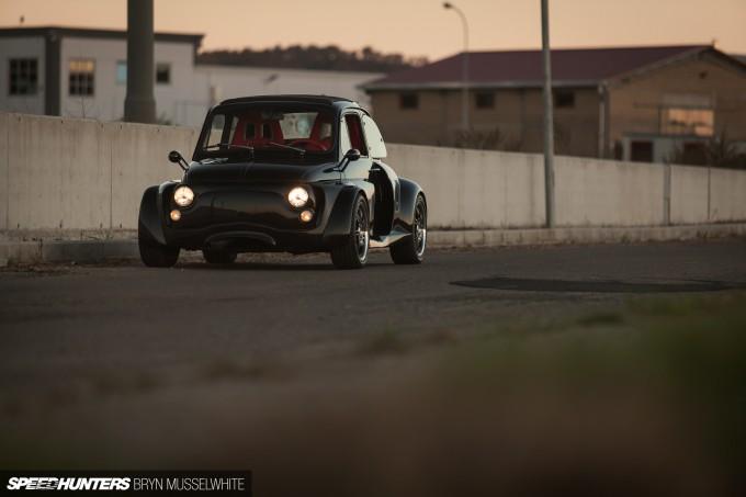 Oemmedi Meccanica Ferrari V8 Fiat 500 -11