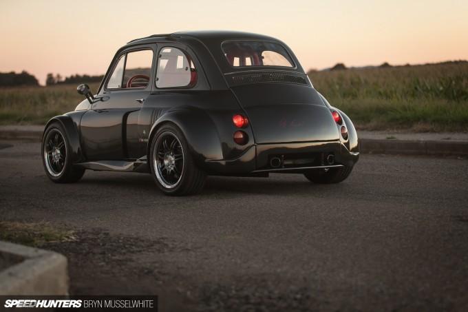 Oemmedi Meccanica Ferrari V8 Fiat 500 -13
