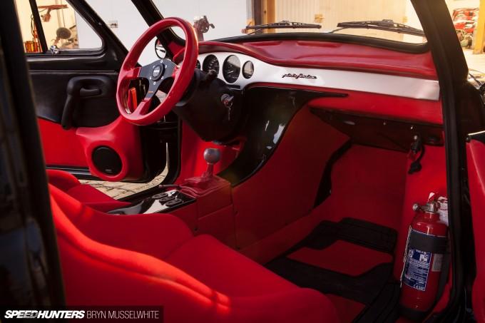Oemmedi Meccanica Ferrari V8 Fiat 500 -23
