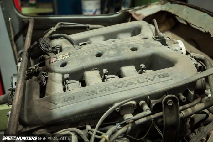 Oemmedi Meccanica Ferrari V8 Fiat 500 -28