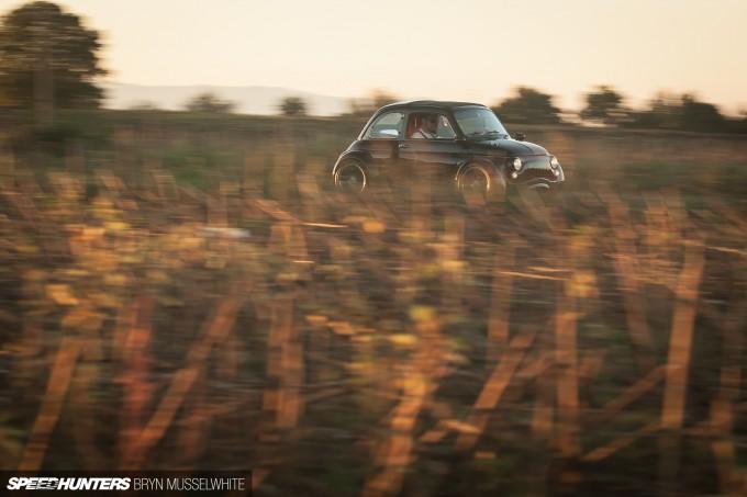 Oemmedi Meccanica Ferrari V8 Fiat 500 -5