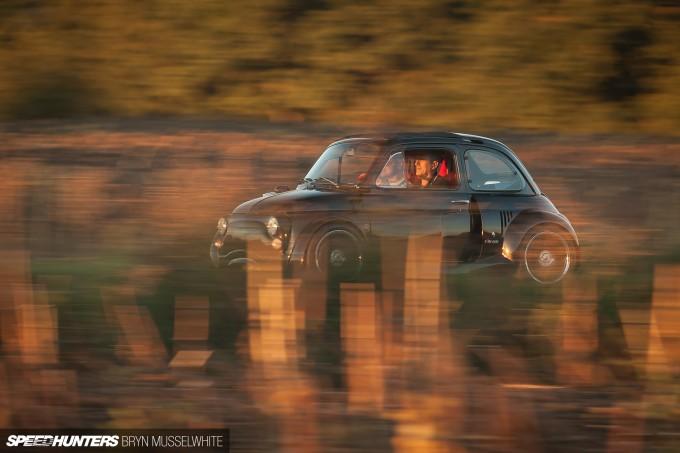 Oemmedi Meccanica Ferrari V8 Fiat 500 -7