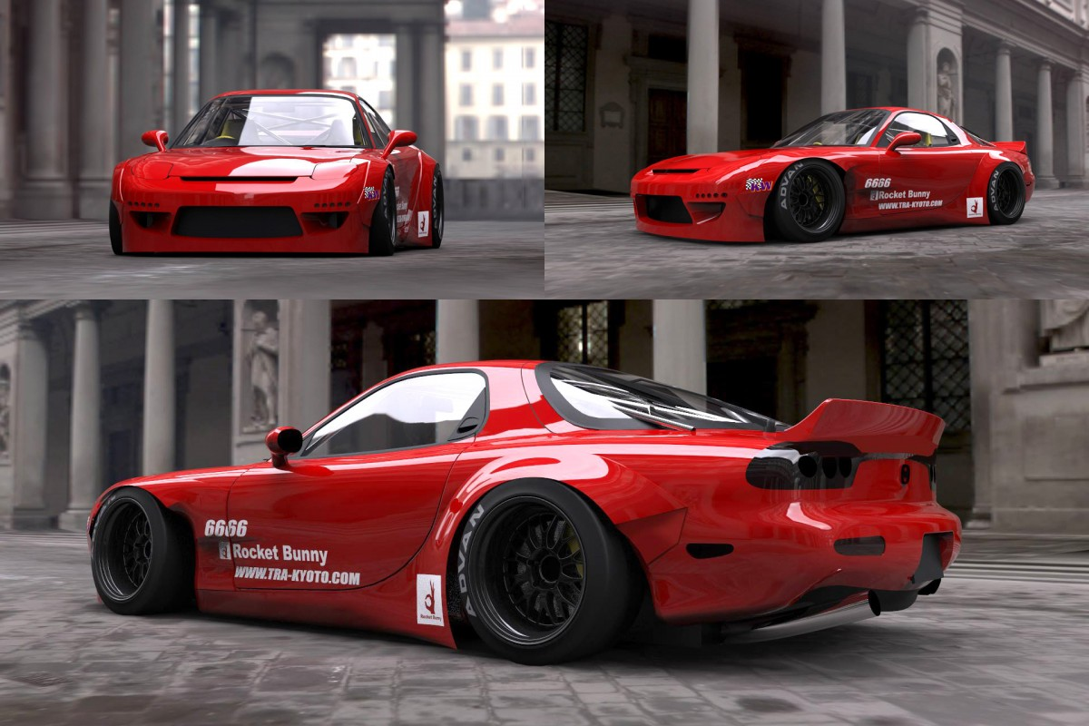 Mad Mike X Miura Virtual Becomes Reality Speedhunters