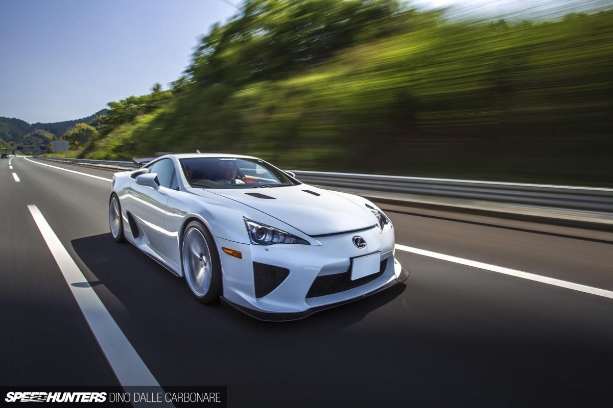 The LexusScreamer