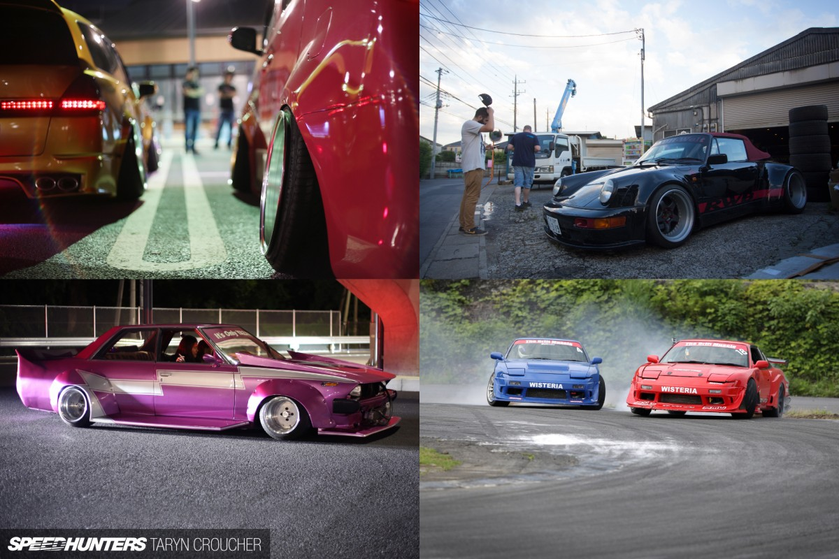 Secrets Of The Japanese Car Scene
