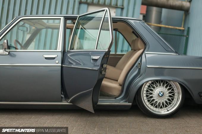 BMW E3 air suspension BBS belgium-11