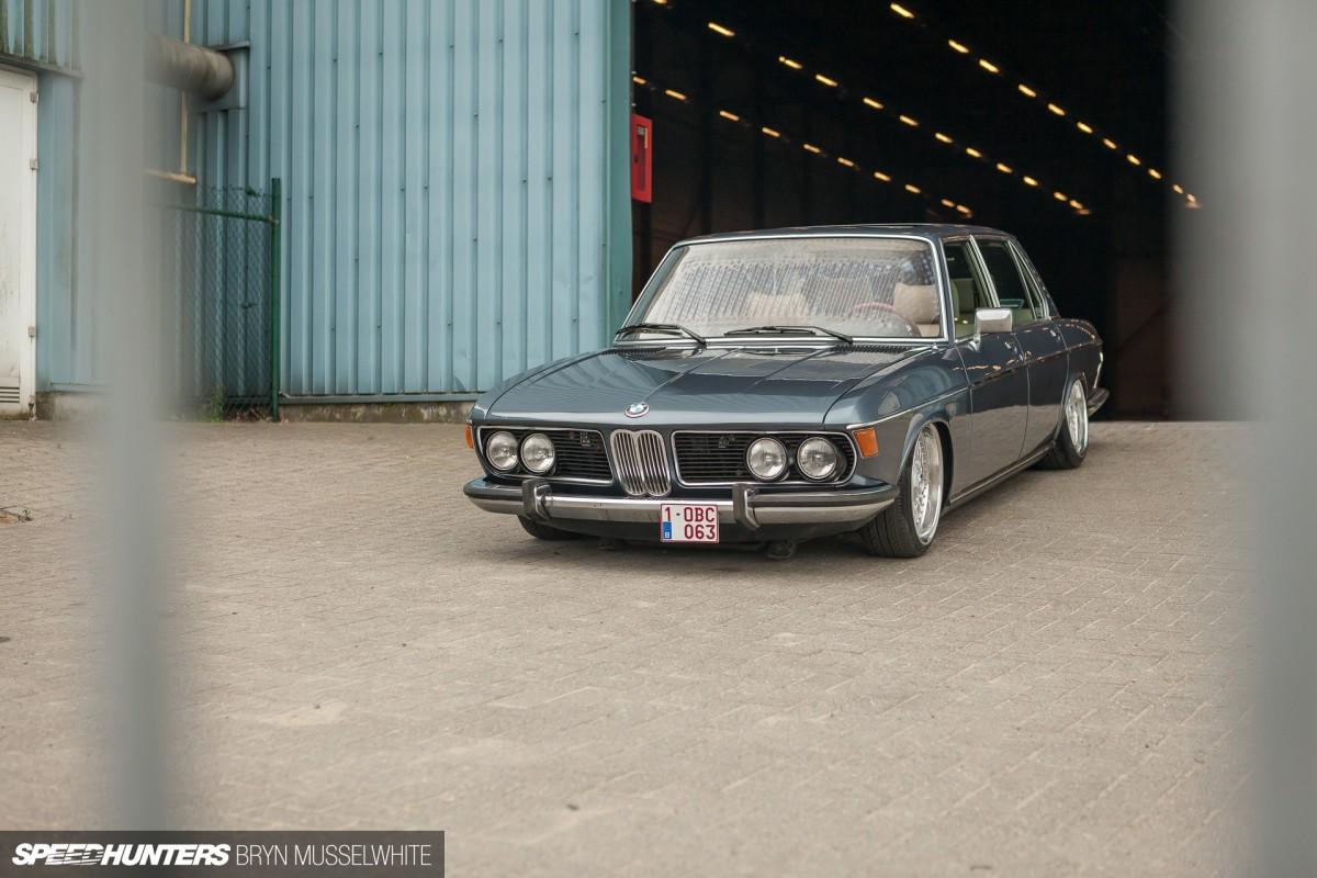 Original VIP: A BMW FamilyHeirloom