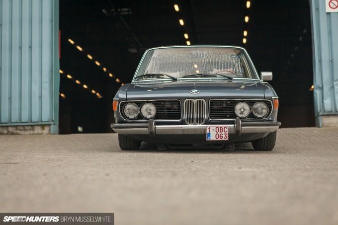 BMW E3 air suspension BBS belgium-13