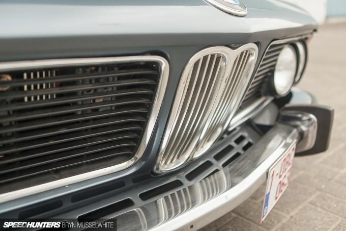 BMW E3 air suspension BBS belgium-20