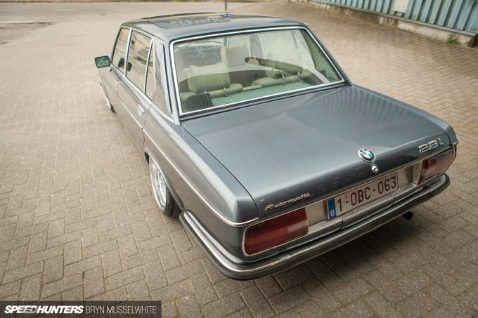 BMW E3 air suspension BBS belgium-24