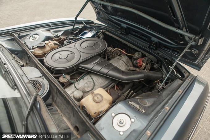 BMW E3 air suspension BBS belgium-26