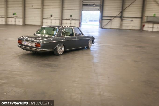 BMW E3 air suspension BBS belgium-3