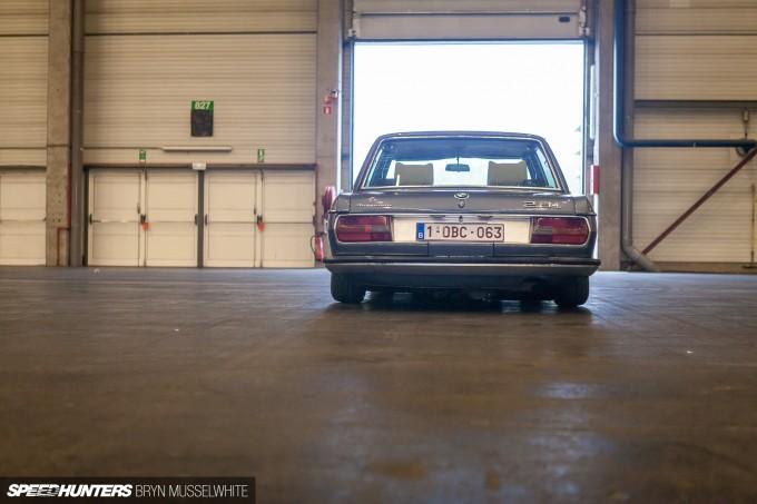 BMW E3 air suspension BBS belgium-6